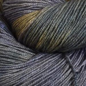 hand dyed merino yak silk yarn