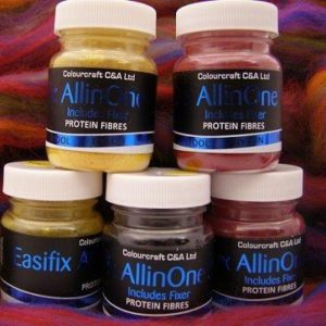 Easifix All In One Dyes for Yarn Dyeing