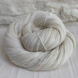 Undyed Merino Sock Yarn