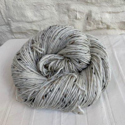 Undyed Double Knit (DK) Merino Nep Yarn