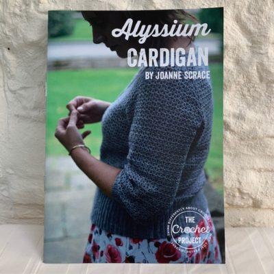 The Crochet Project Cardigan Pattern