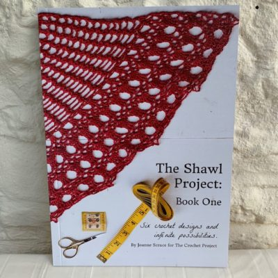 The Crochet Project patterns - Shawl Project Book 1