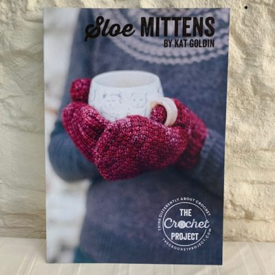 The Crochet Project Mittens Pattern