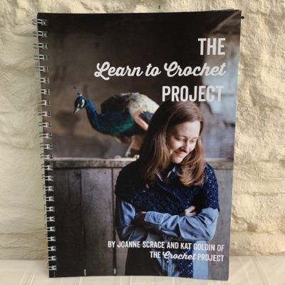 The Crochet Project - Learn to Crochet Book