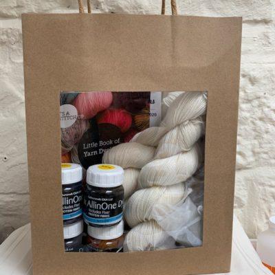 Deluxe Yarn Dyeing Kit