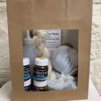 Starter Yarn Dyeing Kit