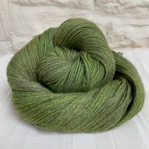 Hand-dyed merino yak sock yarn