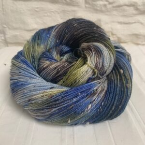 Bluefaced Leicester Nep Sock Yarn